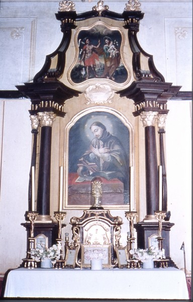 Altar in der Schlosskapelle